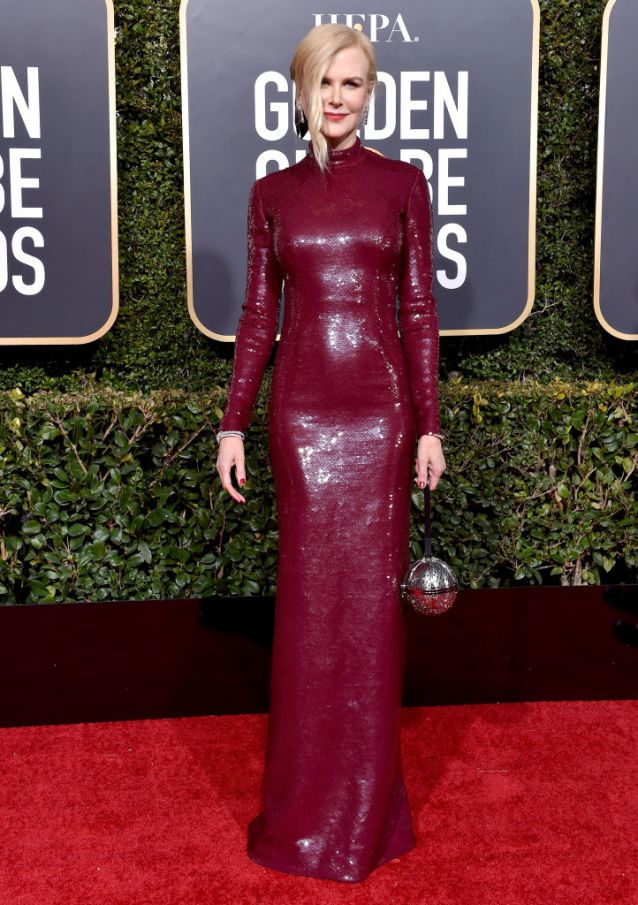 Nicole Kidman veste Michael Kors Collection